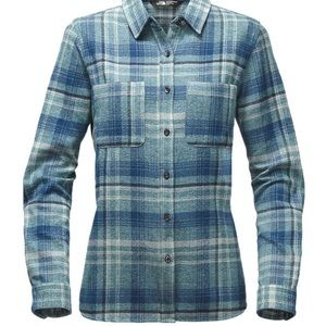 North Face Willows Creek LS Flannel
